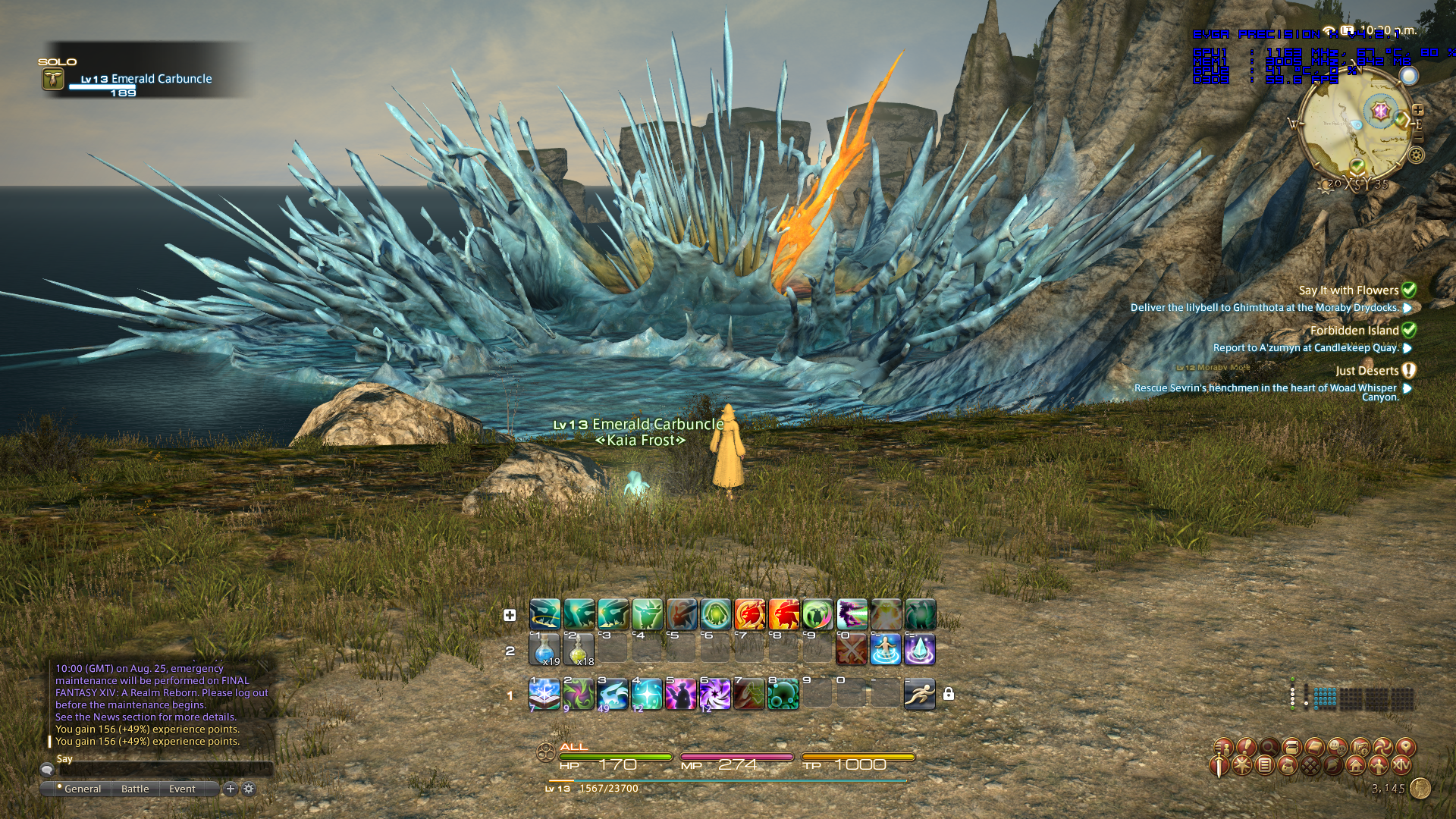 Final Fantasy XIV A Realm Reborn (Page 4) - EVGA Forums